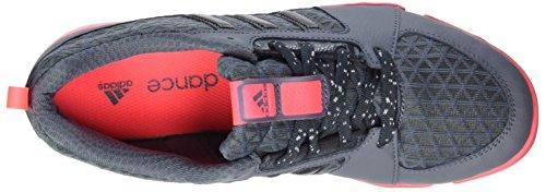 adidas Mardea - Zapatillas de cross training para mujer Gris / Negro / Rosa