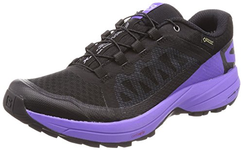 black Negro Zapatillas black Elevate 000 Running Gtx Trail Opulence Xa W De Salomon Mujer purple Para R6gvqP6