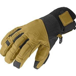 Salomon Spirit GTX Glove Black / Yellowstone Medium from Salomon