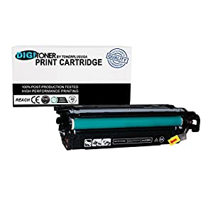 DigiToner™ by TonerPlusUSA New Compatible Replacement HP CE261A 648A Cyan for the HP Color LaserJet CP4525xh, CP4025n, CP4525n, CP4025dn, CP4525dn Printers (Cyan, 1 Pack)