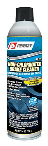 Penray 4620-12PK Non-Chlorinated Brake Cleaner - 14-Ounce Aerosol Can, Case of 12 ()