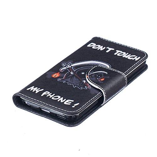 ANNNWZZD fundas iPhone 6 Plus 6S Plus (5,5 Zoll), Funda Carcasa Case Bumper Tope Shock- Absorción y Anti-Arañazos Borrar de alta calidad PU cuero de gran alcance para iPhone 6 Plus 6S Plus (5,5 Zoll), A08