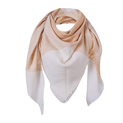 Women Vintage Lightweight Soft Scarves Premium Crinkle Cloud Hijab Scarf Shawl Islam Muslim HunYUN ()