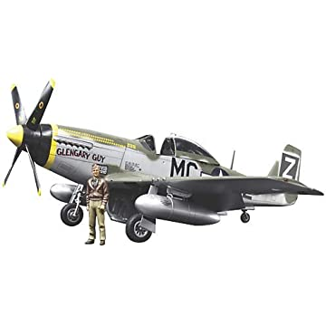 mini Tamiya P-51D Mustang