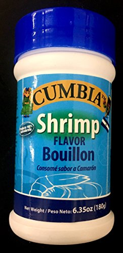 Shrimp Flavor Bouillon - 6.35 Oz X 5 Pack Shrimp Bouillon
