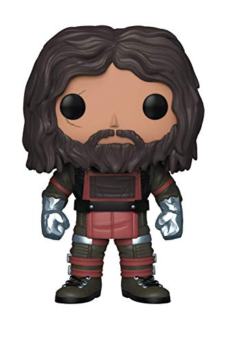 "Funko Pop Marvel: Avengers Infinity War-Eitri 6"" Amazon Exclusive Collectible Figure, Multicolor"