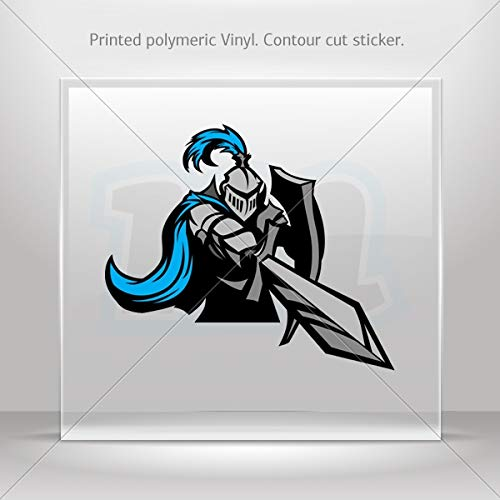 Decals Decal Spartan Roman Warrior Tablet Laptops Weatherproof Sports (16 X 13.6 Inches) ()