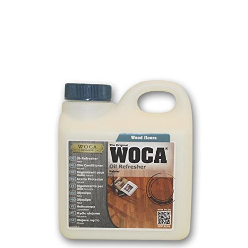 Woca Oil Refresher, Natural - 1 L - 2 Pack