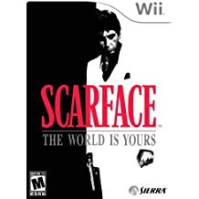Scarface: The World Is Yours - Nintendo Wii by Vivendi Universal