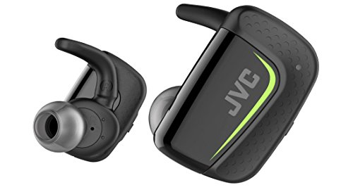 JVC Complete Wireless Bluetooth Earphone HA-ET900BT-B (BLACK)【Japan Domestic genuine products】【Ships from JAPAN】