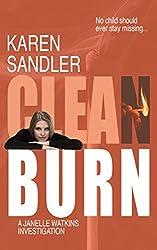 Clean Burn (Janelle Watkins Investigations Book 1)