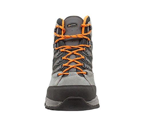 Hiking blue Kefas Shoes Blue Women's Orange 5vYwqwxap