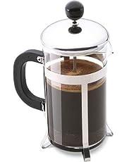 French Press - Kahve ve Bitki Çayı Demleme Ekipmanı (Paslanmaz Çelik-350 ml)