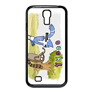 Regular Show Popular Cartoon DIY Custom Hard Plastic Back Case Cover for Samsung Galaxy S4 I9500