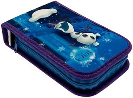 Disney - Estuche 3D con artículos de papelería Frozen (DFR3 ...
