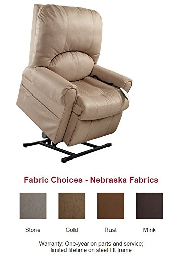 Mega Motion Easy Comfort Torch - Tall Lift Chair - Mink (Tall Lift Chair)