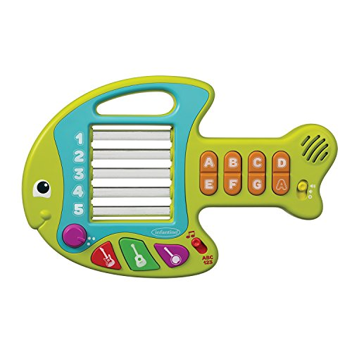 - Infantino Lights & Music Learning Fish