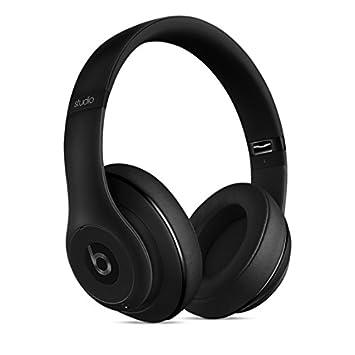 Apple Beats Studio MHAJ2 - Auriculares Inalámbrico de Diadema cerrado (Bluetooth, con micrófono, control remoto integrado) negro mate: Amazon.es: ...