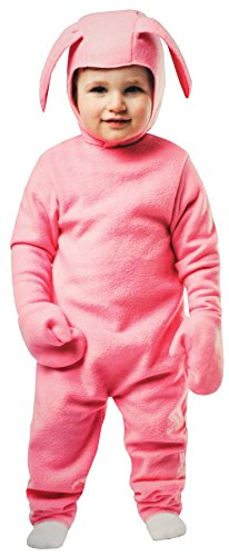 Christmas Story Bunny Costumes Suit (UHC Boy's Bunny Suit Christmas Story Outfit Funny Theme Infant Toddler Costume, 18-24M)