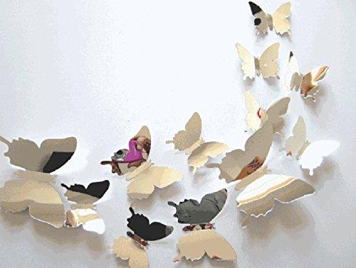 Leegor-12pcs-Butterflies-Decals-Wall-Sticker-3D-Mirror-Wall-Art-Home-Decors-Wallpaper-Living-Room-Art-Mural