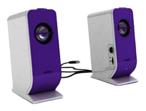 KINYO ArtDio UC-117 2.0 USB Powered Speaker System for Computers