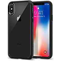 Spigen Ultra Hybrid iPhone X Case with Air Cushion...