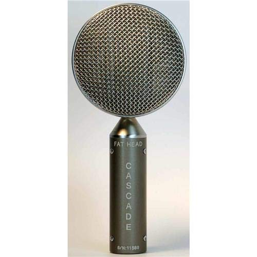 Cascade Microphones FAT HEAD BE Short Ribbon Microphone and Stock Transformer ()