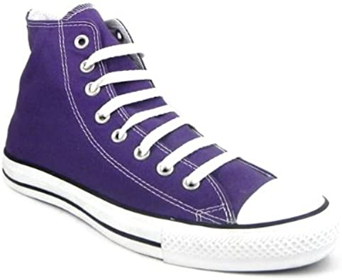 Converse All Star Sea Hi femmes Chaussures Violet