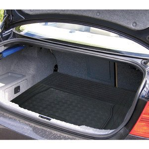 2007 on Rubber car boot trunk liner mat CORSA D