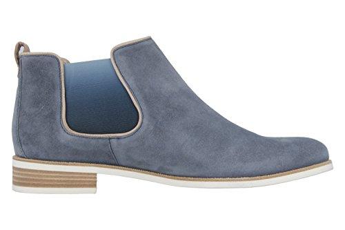 Gabor-Chelsea Bottines pour femme-Bleu Chaussures Femme dans différentes tailles