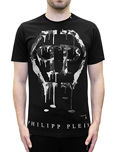 "672e6255c92f7c Buy Philipp Plein ""Mind"" Logo t-Shirt (M)"