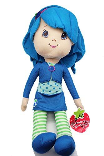 Strawberry Shortcake Blueberry Muffin Plush Doll (16in) ()