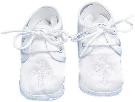 Lauren Madison Christening/Baptism Shoes