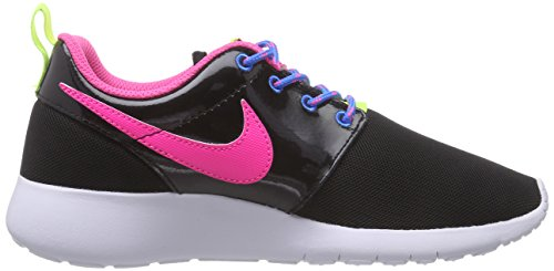 Black Power Nike Fille Roshe One 011 Vivid Pink Basses Pink White Noir Baskets YR8pYw