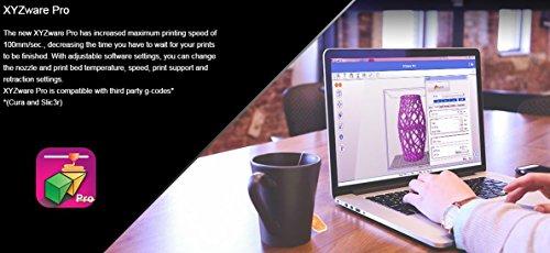 XYZprinting 3F1JPXUS00B da Vinci Jr. 1.0 Pro. 3D Printer