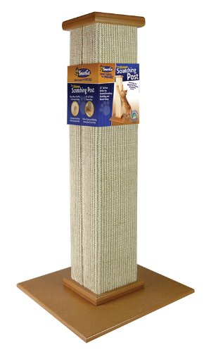 SmartCat Ultimate Scratching Post (Vertical Scratching Post)