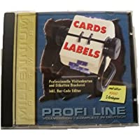 Cards Labels