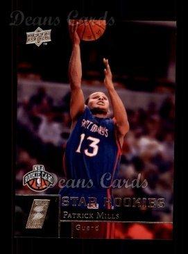 2009 Upper Deck # 205 Patrick Mills Phoenix Suns (Basketball Card) Dean's Cards 8 - NM/MT ()