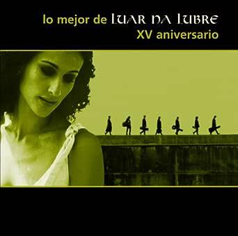 Chove en Santiago (con Ismael Serrano) de Luar Na Lubre en