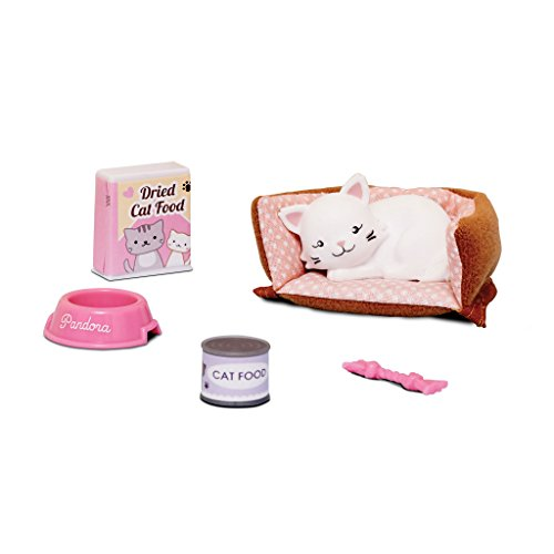 Lottie Pandora The Persian Cat Accessory Set