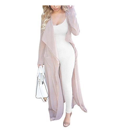 HARRYSTORE Traje de mujer Mujer halter Jumpsuit ajustado Pantalones deportivos elásticos para mujeres polainas leggings Blanco