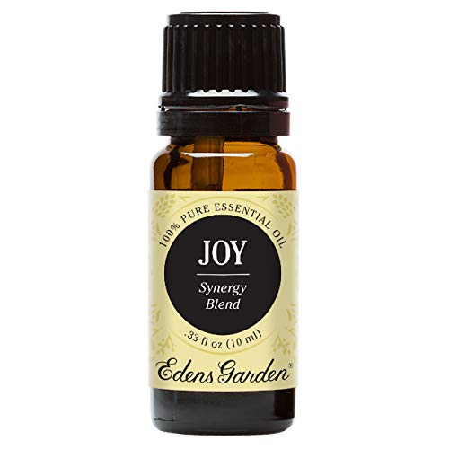 Edens Garden Joy Essential Oil Synergy Blend, 100% Pure Therapeutic Grade (Highest Quality Aromatherapy Oils- Energy & Stress), 10 ml