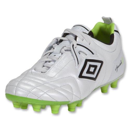 Umbro Speciali R Pro-A HG Schuhe Herren Fußballschuhe Sportschuhe Weiß 80233U C9X Weiß