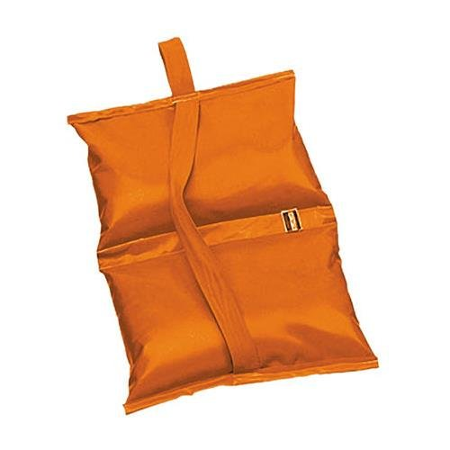 Matthews Cordura 5 lb. Water Repellant Sandbag, Color: Orange by Matthews