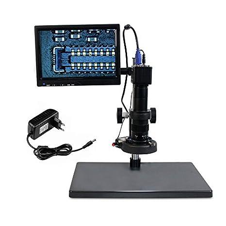 10 A Heavy Duty Metal microscopio de vídeo Boom brazo soporte de ...