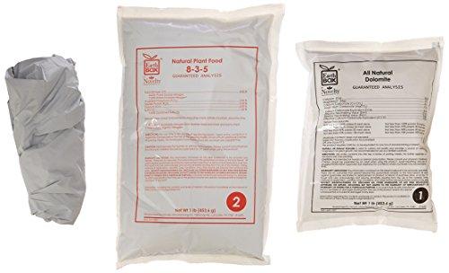 Novelty 81101 EarthBox Organic Replant Kit