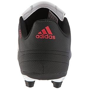 adidas Originals Men's Copa 17.4 FxG Soccer Shoe, Black/White/Black, (9 M US)