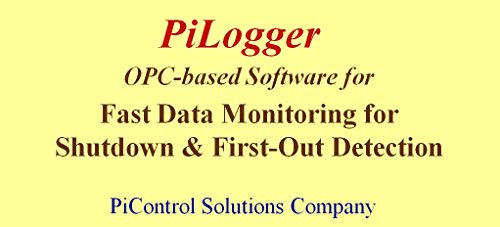 PiLogger - Fast Data Monitoring for Shutdown and First-Out Detection Software.