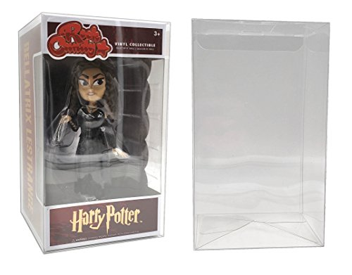 MALKO Protector Plastic Case for Older Rock Candy Figures (10 Count) -