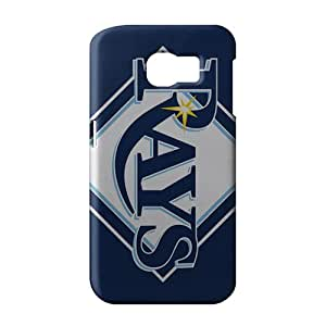 tampa bay rays logo 3D Phone Case for Samsung S6